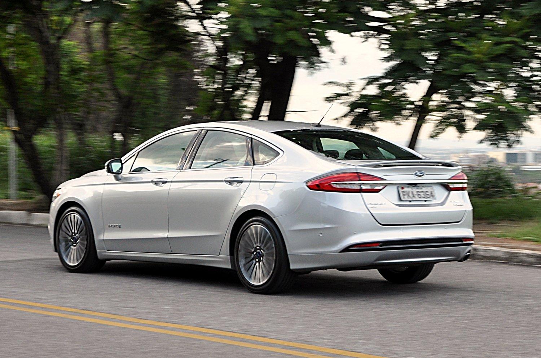 Ford Fusion não terá reestilização em 2020