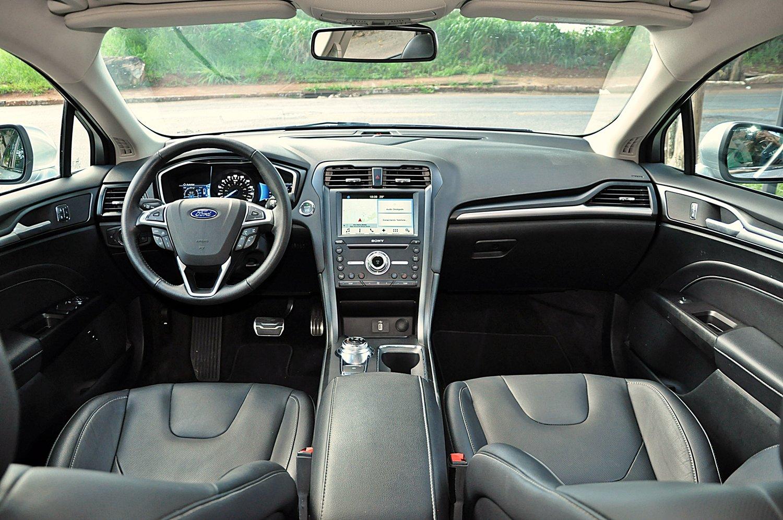 Ford convoca os proprietários dos modelos 2014, 2015, 2016, 2017 e 2018 para a campanha de recall do volante do Fusion. Componente pode se soltar.