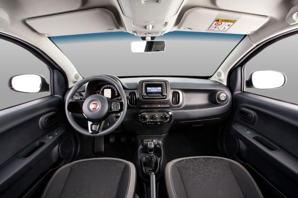 fiat mobi 2016 way on interior 1