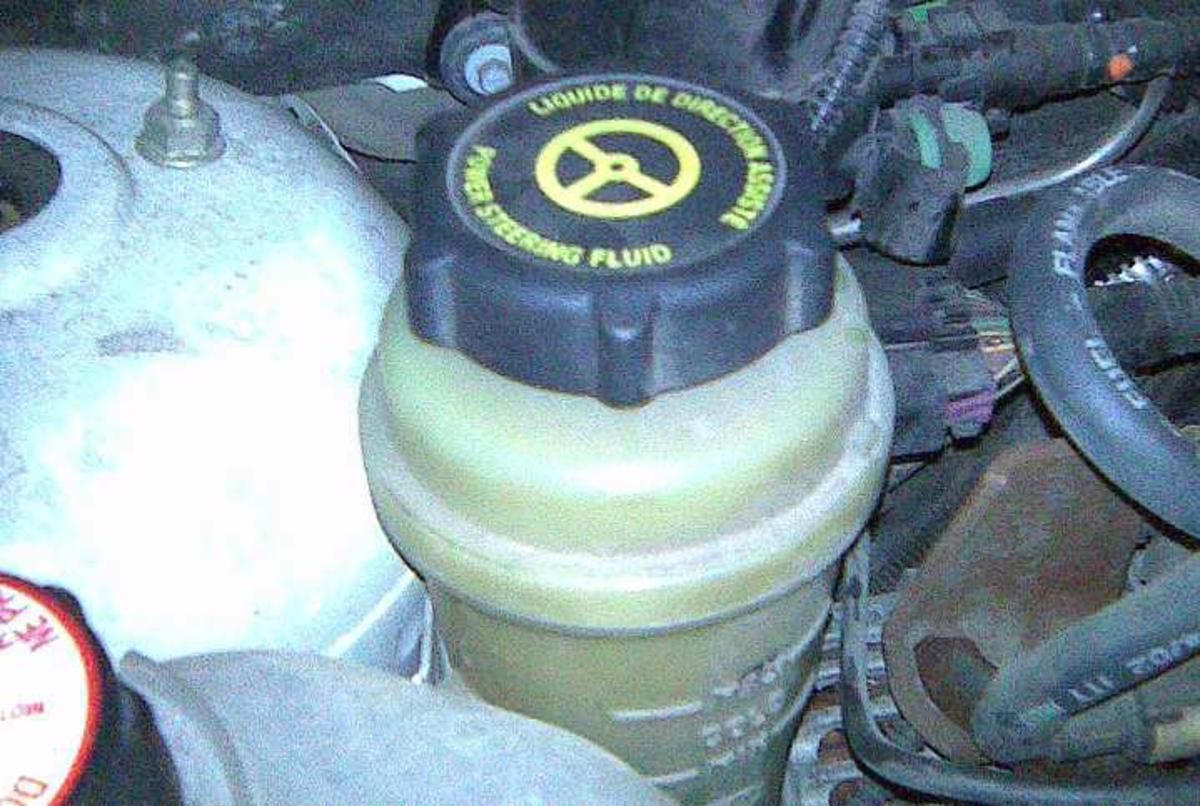 direcao hidraulica motor