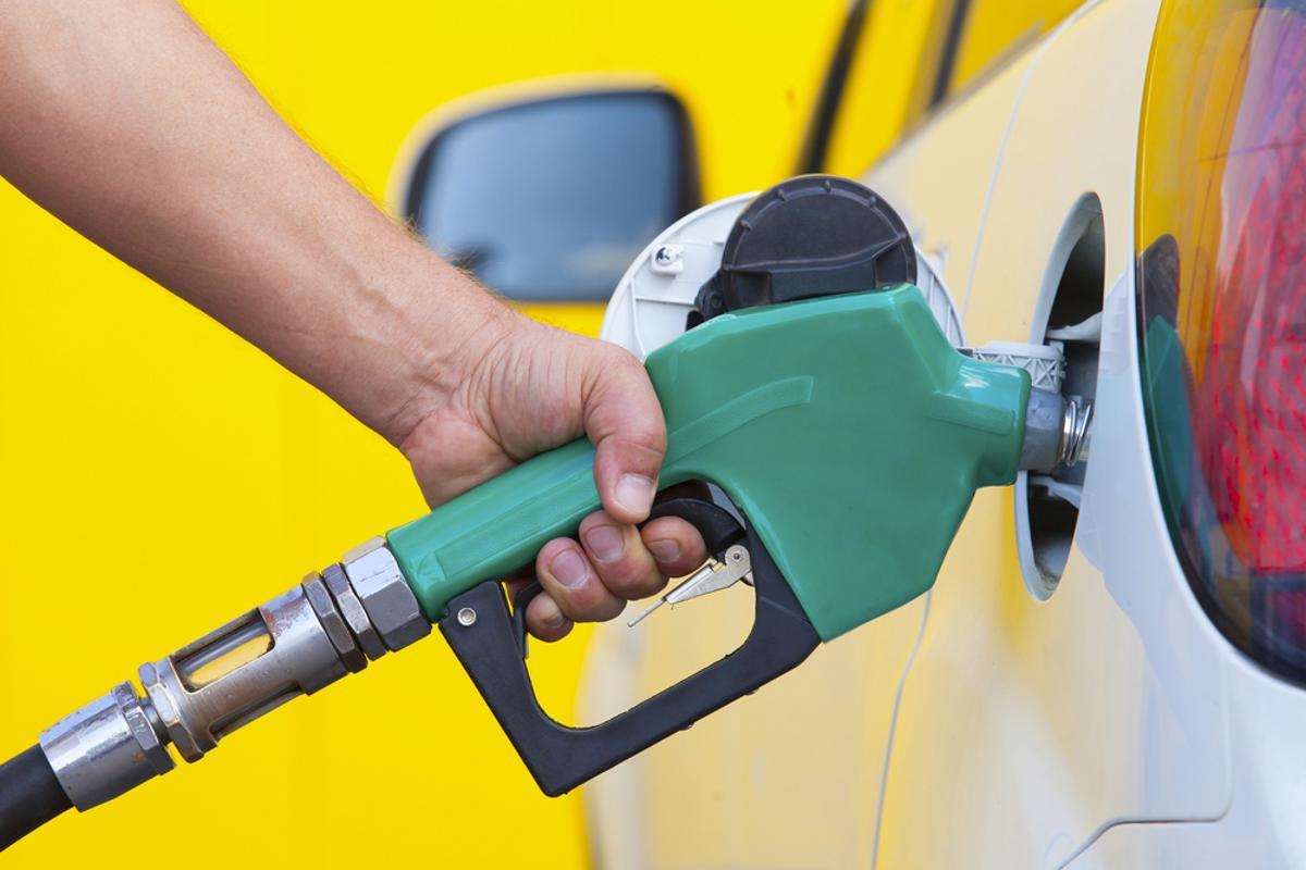 Preço da gasolina aditivada