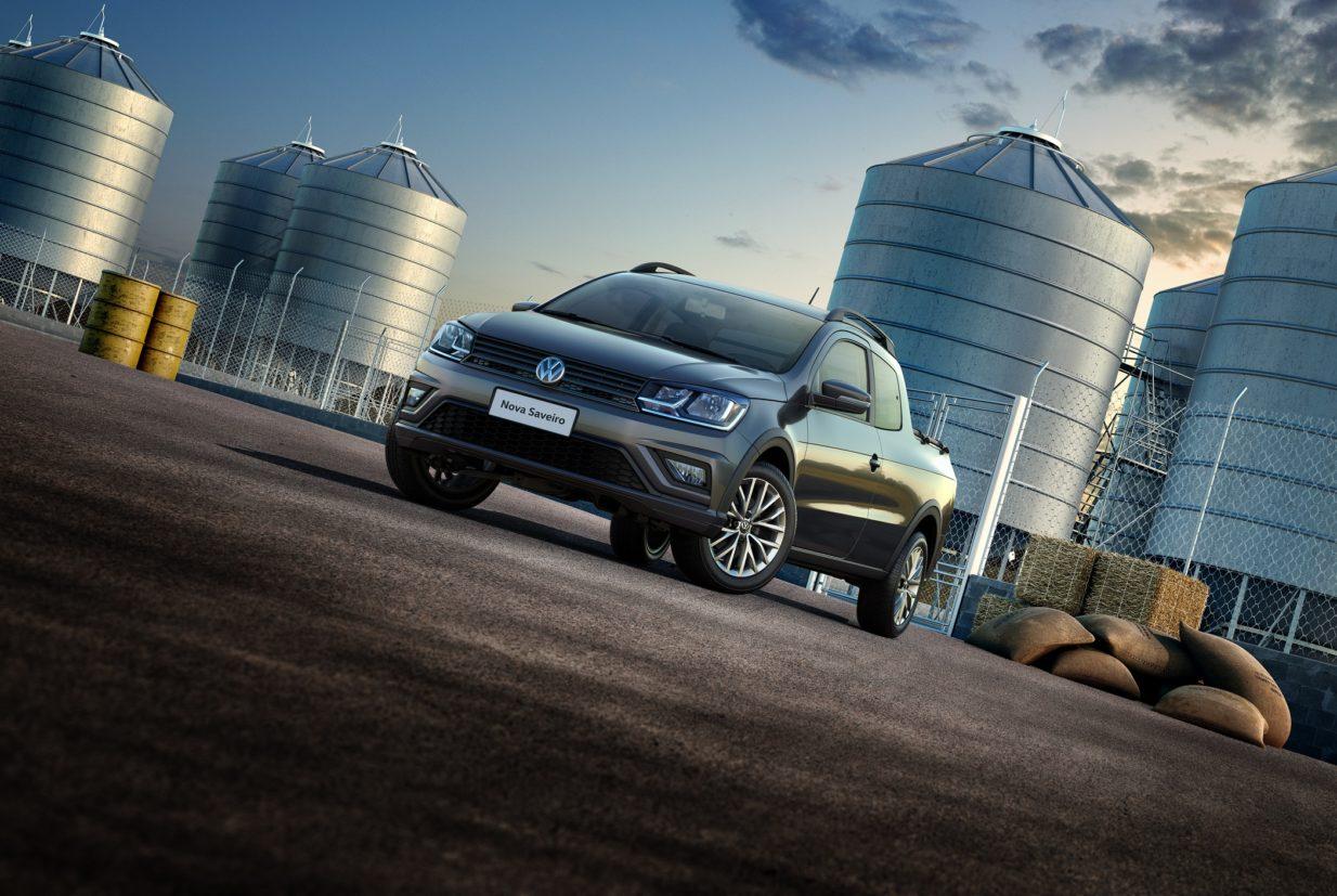 Volkswagen Saveiro: 42.414 unidades vendidas