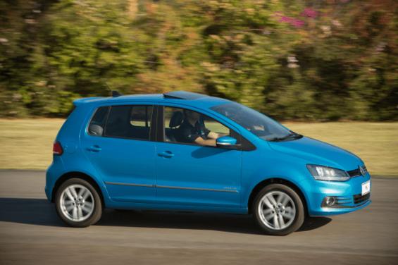 Volkswagen Fox CrossFox: 42.716 unidades vendidas