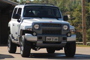 Por que a Ford não usa airbags nos Troller?