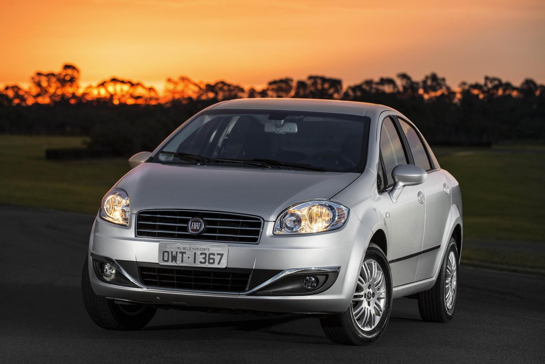 Mentiras da indústria: Fiat Linea