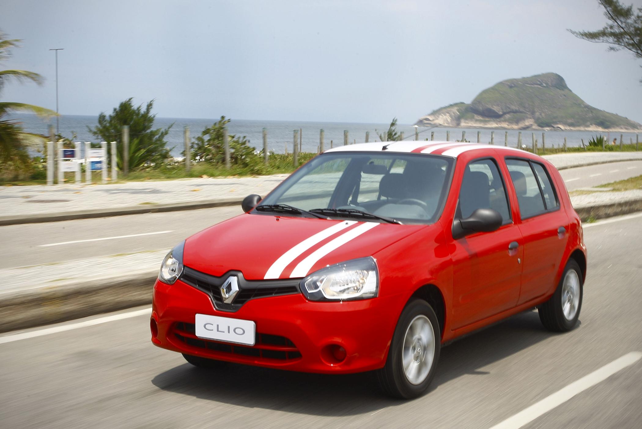 Mudança para pior: Renault Clio
