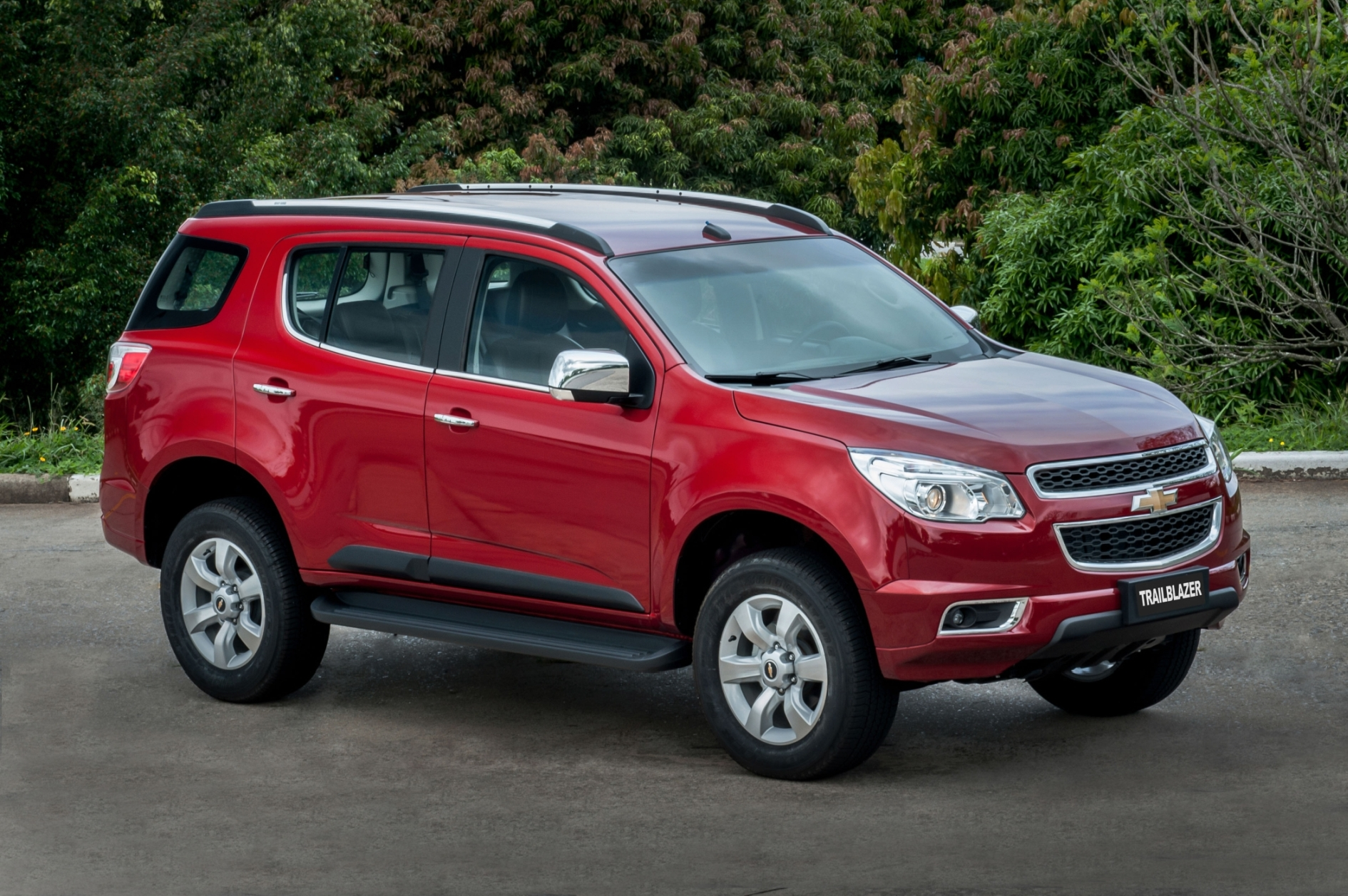 GM Brazil Chevrolet Trailblazer 2016 001