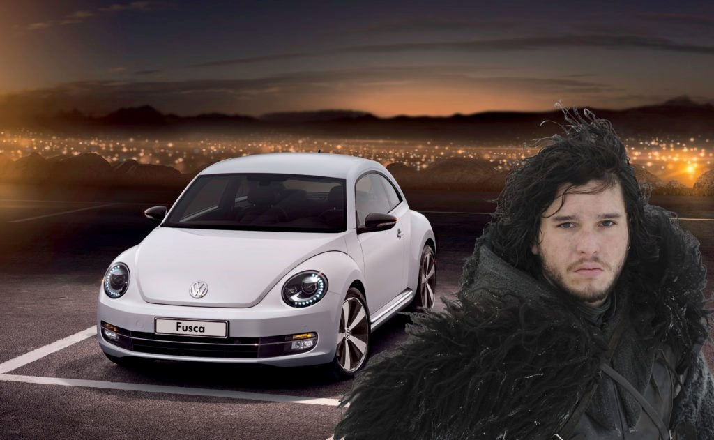Carros e Game of Thrones