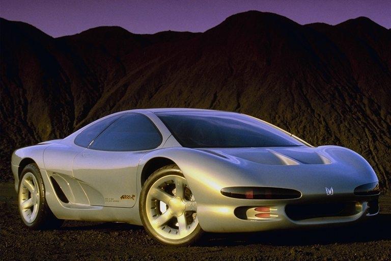 carros estranhos Isuzu 4200R