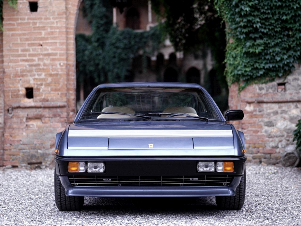 Carros estranhos Stranger Things Ferrari Mondial 8