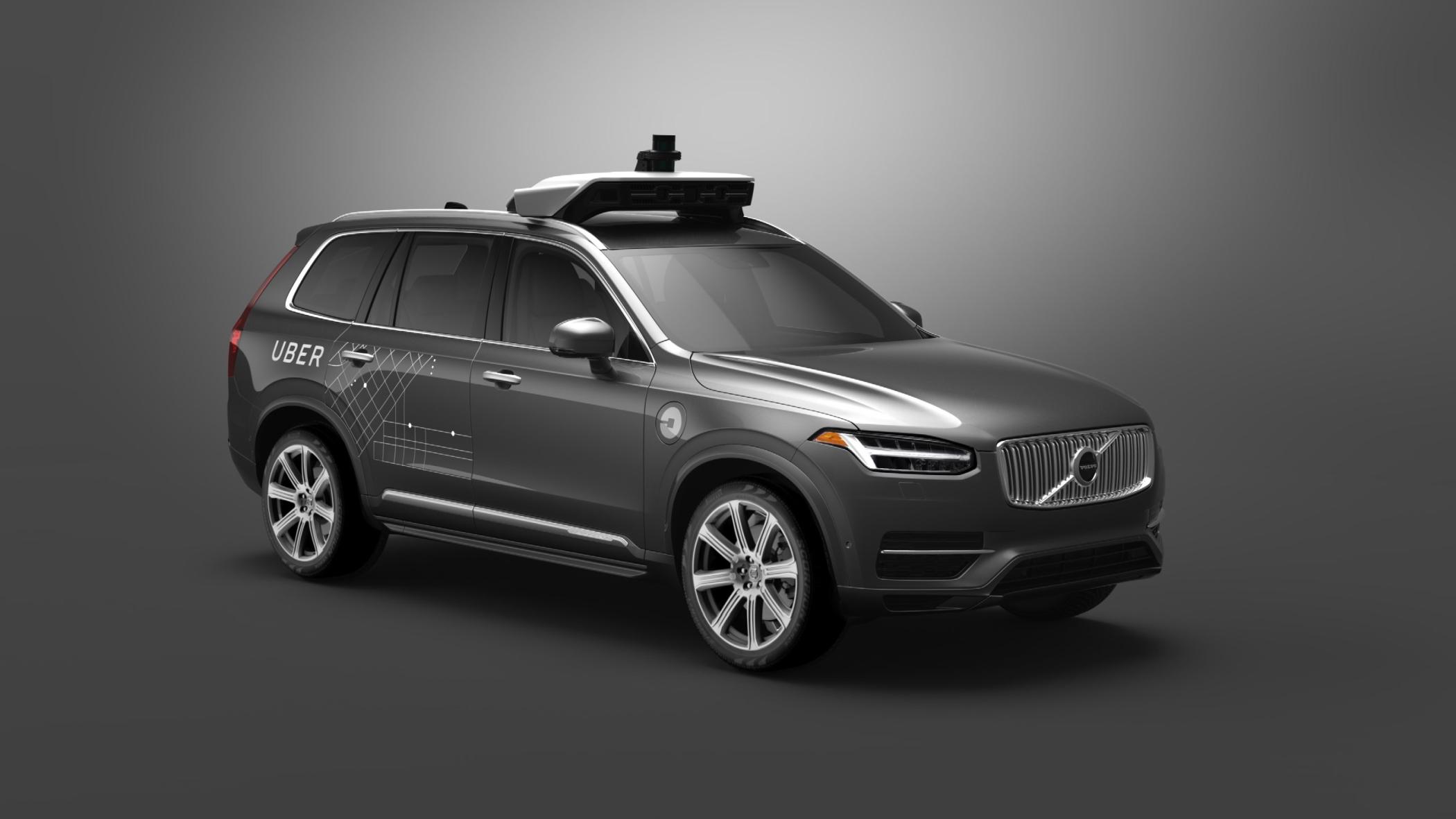 Parceria entre Uber e Volvo desenvolverá XC90 autônomos: Novata nuTonomy deixa Uber para trás e seus táxis autônomos já atendem chamados em Singapura com veículos que andam sozinhos