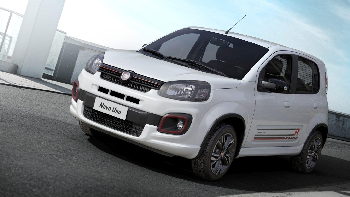 Fiat Uno: 34.165 unidades vendidas