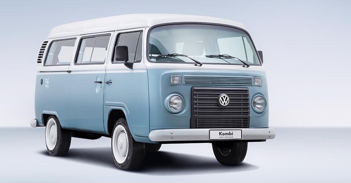 VW Kombi 60 anos