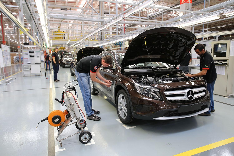 7c2978acb Fábrica de Iracemápolis, da Mercedes-Benz, pode fechar