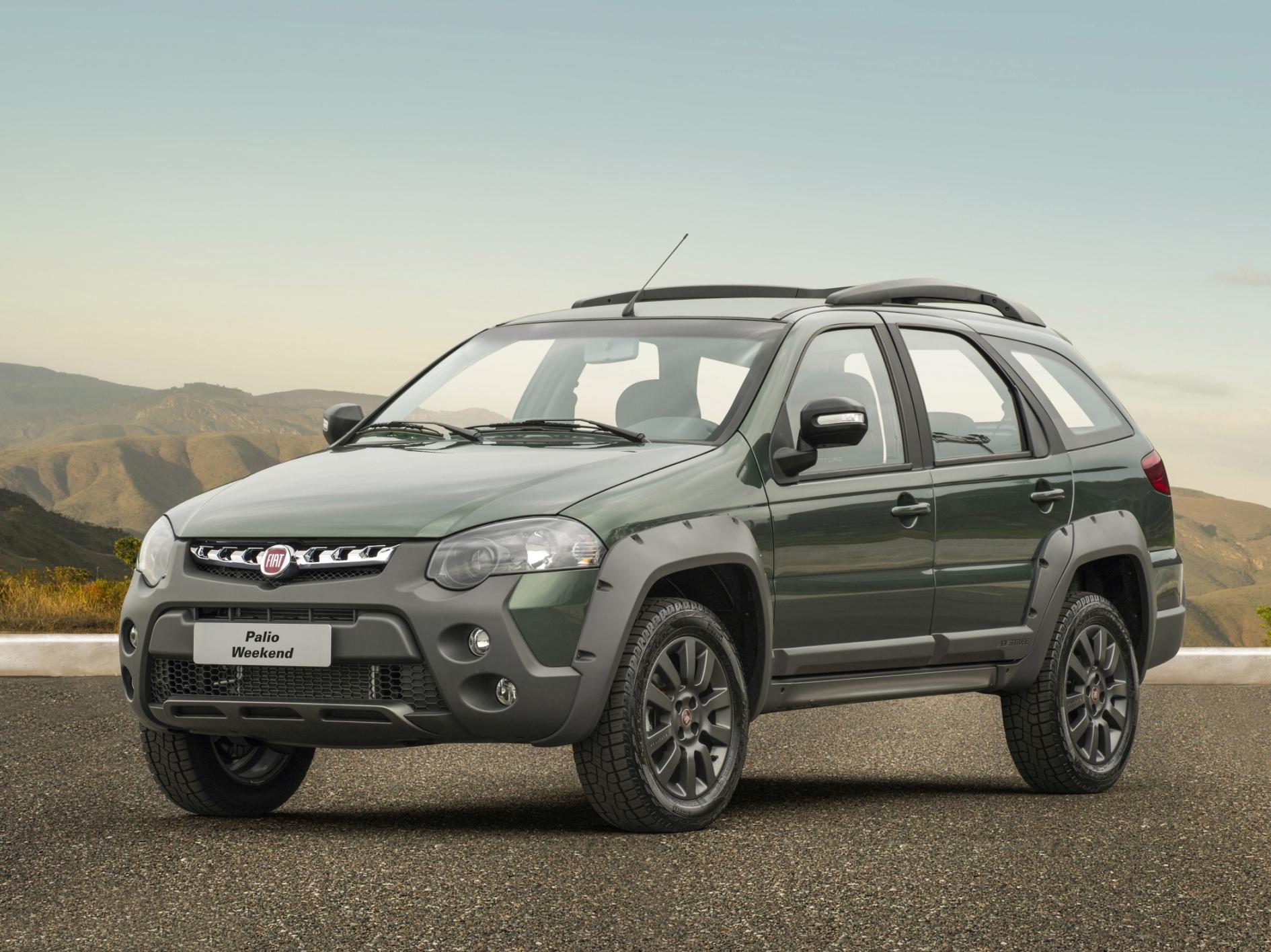 Fiat Weekend Adventure é um dos carros caros apesar de ultrapassados do mercado brasileiro