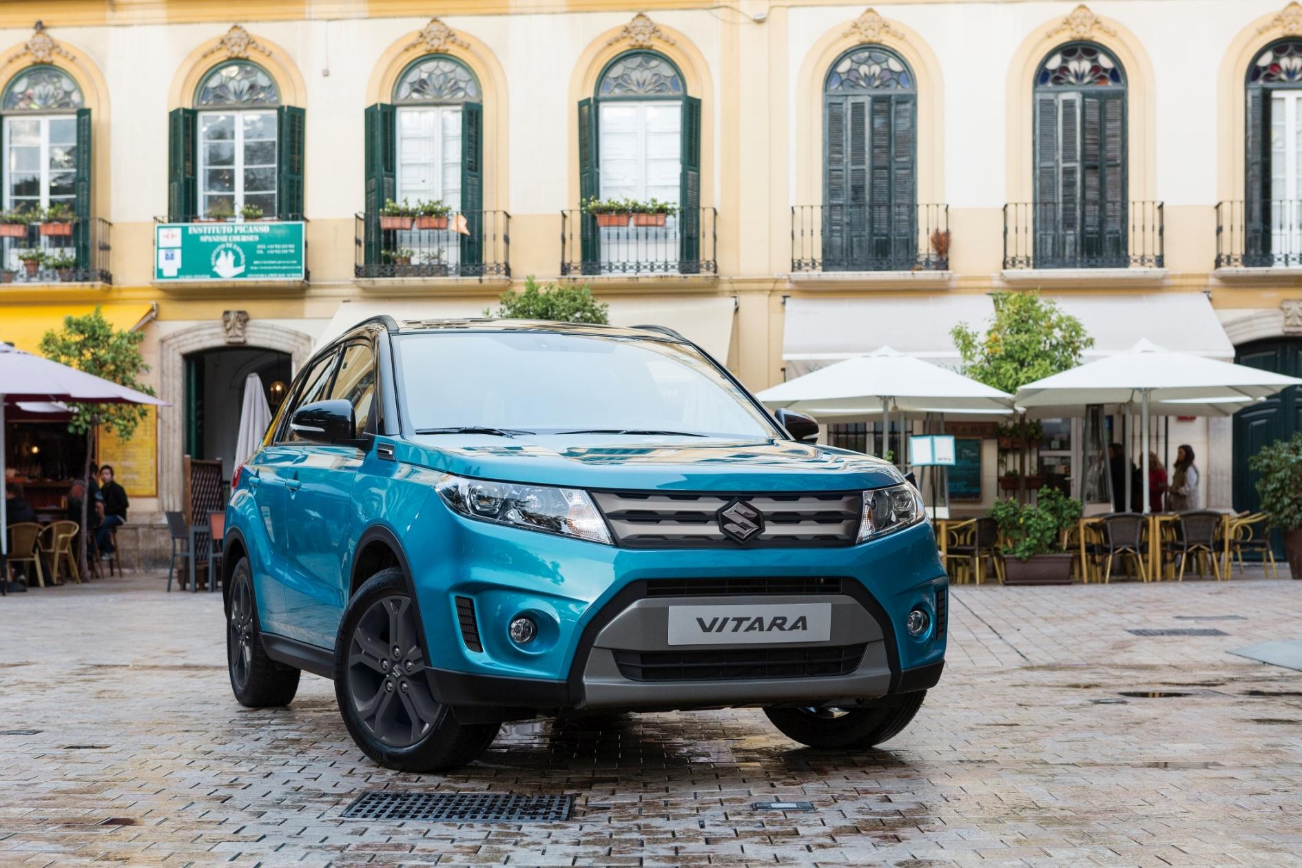 Os 7 carros 4x4 mais baratos do Brasil: Suzuki Vitara