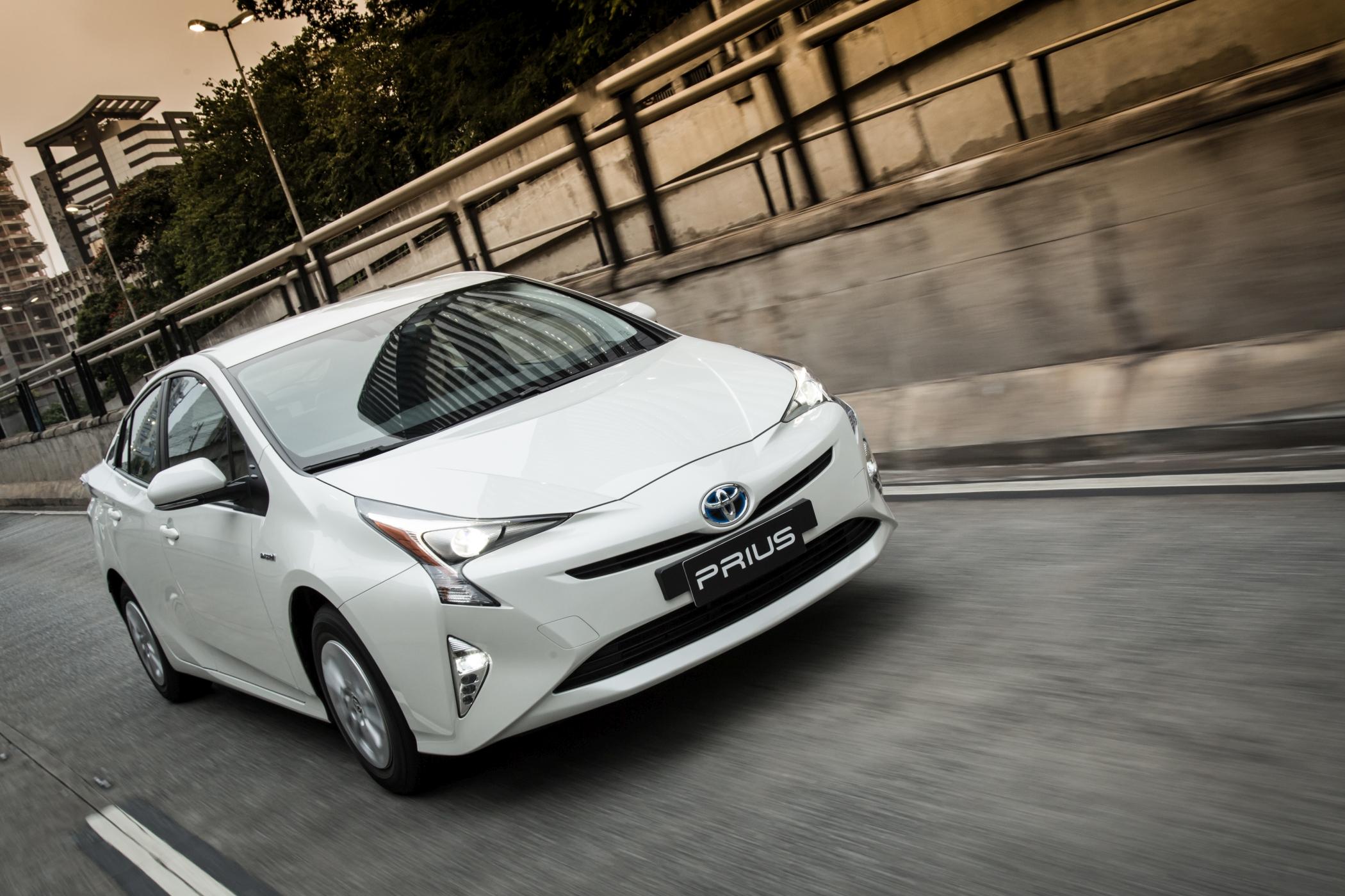 Toyota convoca quatro modelos para recall em razão de falhas no funcionamento dos sensores de airbags. Hilux, Sw4, Prius e NX 200t sãoalvo da ação.