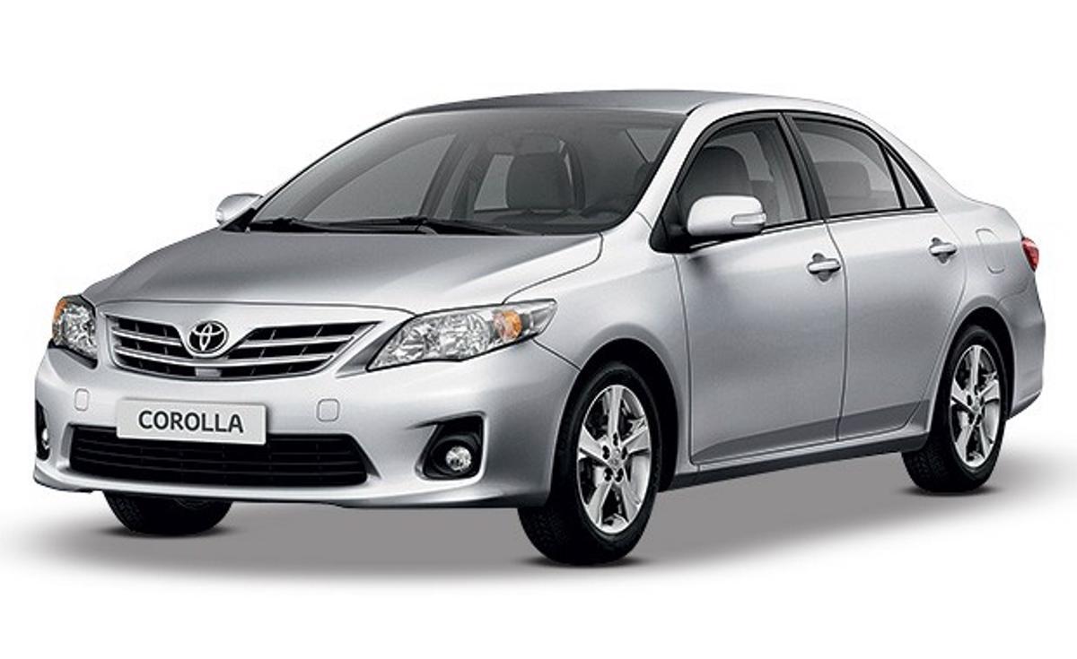 corolla-2014 Carros automáticos usados até R$ 50 mil: 10 opções
