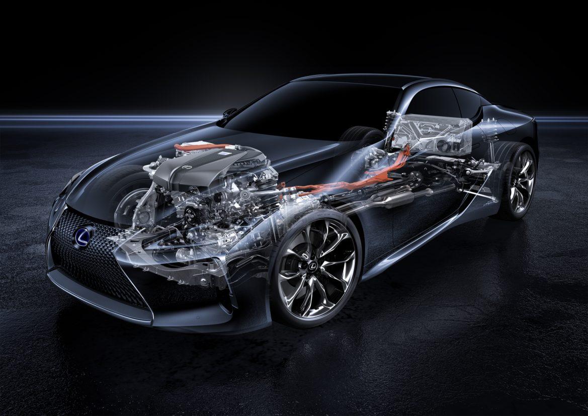 Híbridos da Toyota