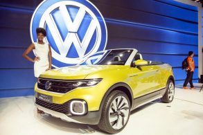 Volkswagen confirma T-Cross para 2019
