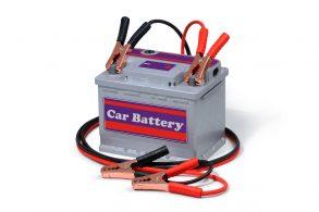 Mesmo uma bateria nova pode te deixar a pé