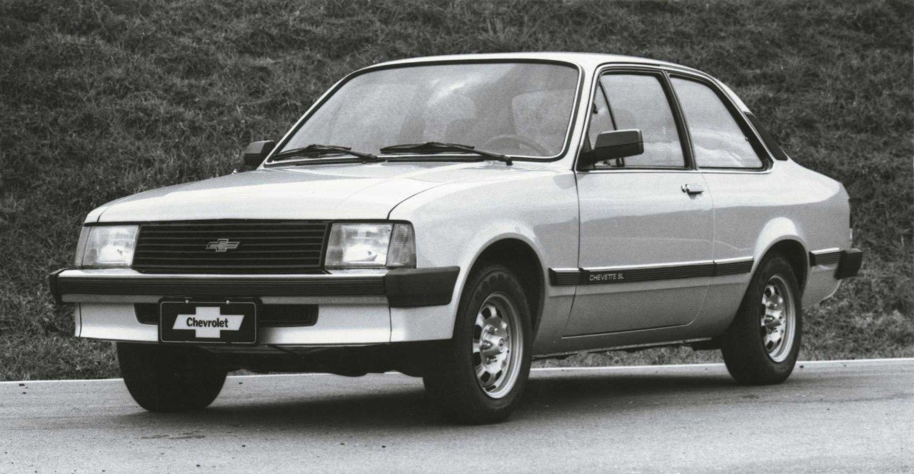 7 carros vendidos no Brasil por mais de 20 anos: Chevrolet Chevette