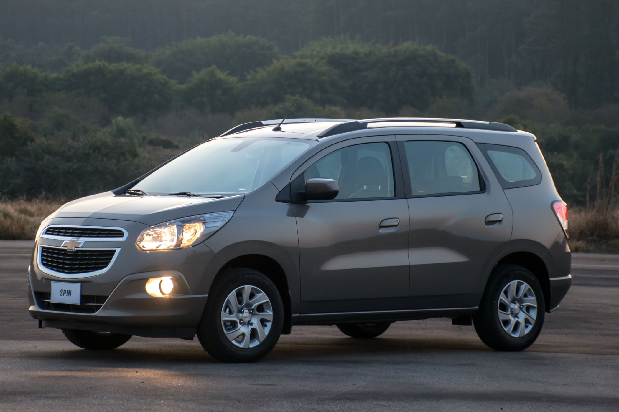 Carros com apelidos animais: Chevrolet Spin é chamada de capivara