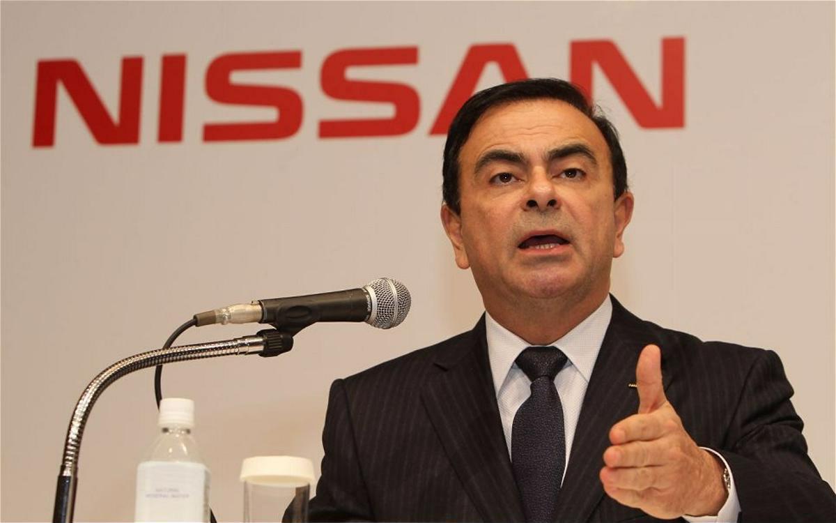 Executivo do grupo Renault Nissan Mitsubishi foi preso, no Japão, por violação fiscal. Brasileiro natural de Porto Velho declarou renda inferior.