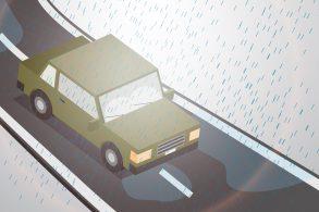 Quem gosta de chuva é… oficina de lanternagem e pintura