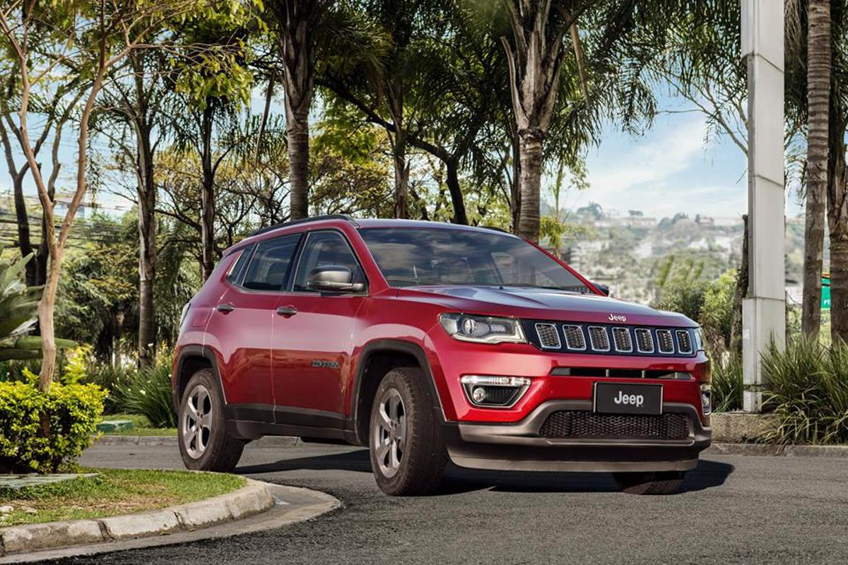 Jeep Compass: 49.187 unidades vendidas