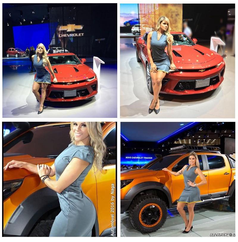 modelos salão do automóvel