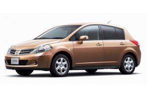 [Recall] 35 mil unidades do Nissan Tiida são convocadas