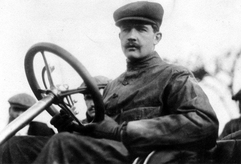 Felice Nazzaro, nativo de Turim, cidade-sede da Fiat, inspirou Enzo Ferrari a se tornar um piloto de corridas (Foto: Reprodução)