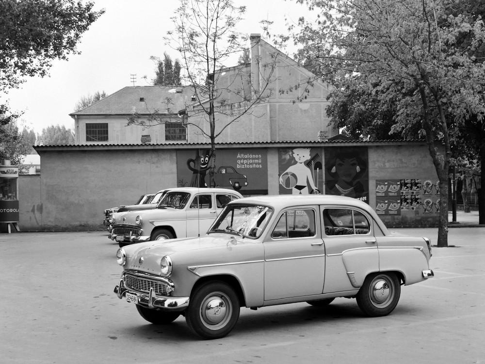 Moskovitch 407: A Revolução Russa, que deu origem à URSS, completa 100 anos; lembramos carros russos que fizeram sucesso na Era da foice e do martelo