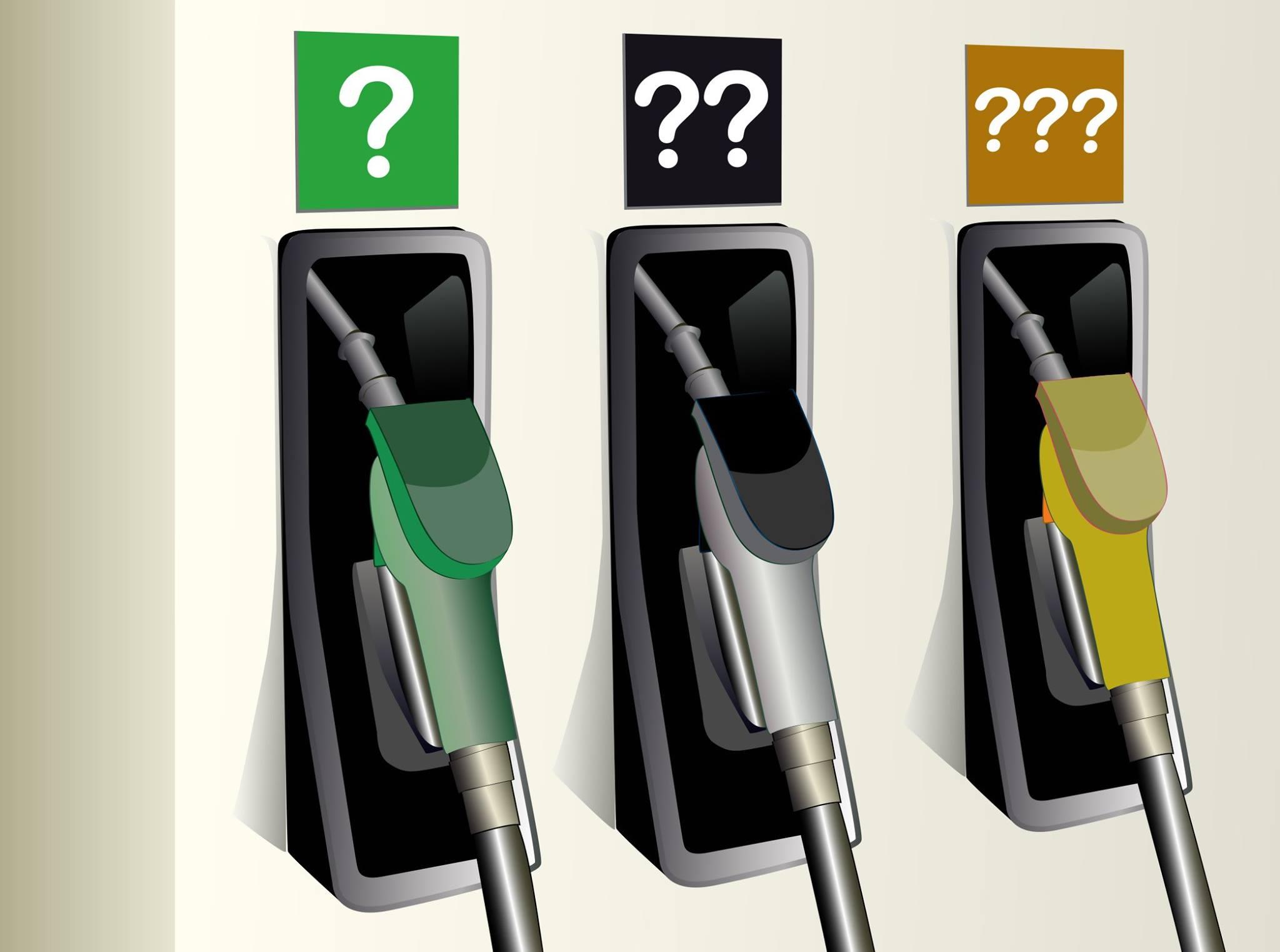Qual combustível usar?