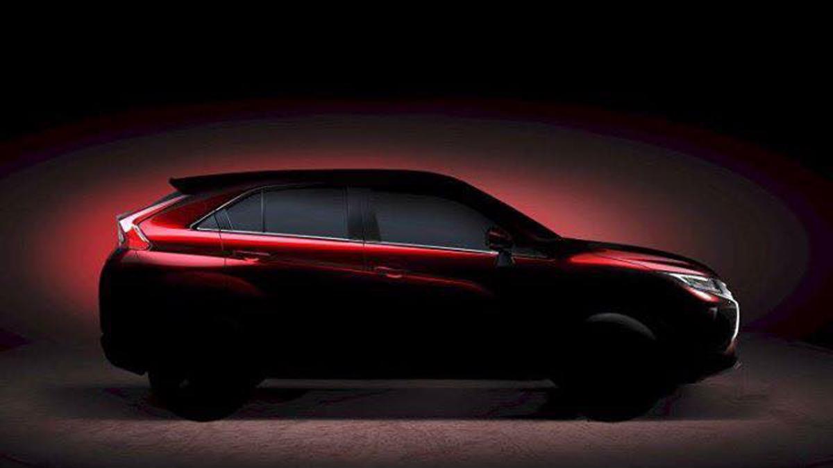 Mitsubishi Eclipse SUV