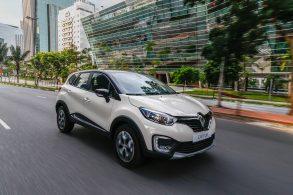 [Recall] Renault convoca 42 mil unidades de Sandero, Logan, Duster, Captur e Oroch