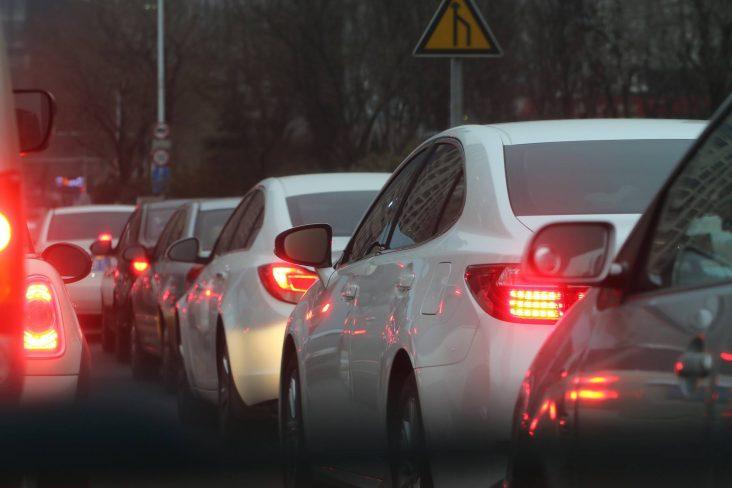 transito congestionamento cidade