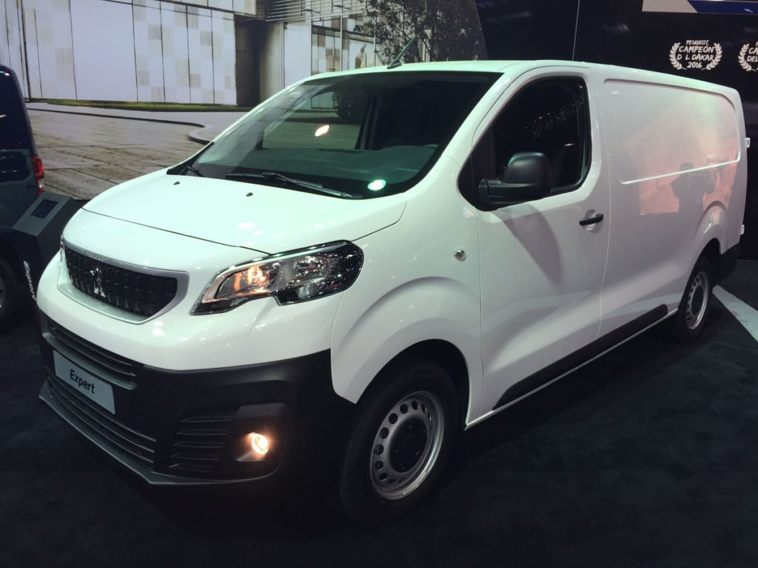 Peugeot EXPERT é convocado para recall
