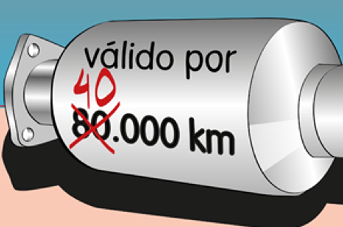catalisador de carro (Fabiano Azevedo | AutoPapo)