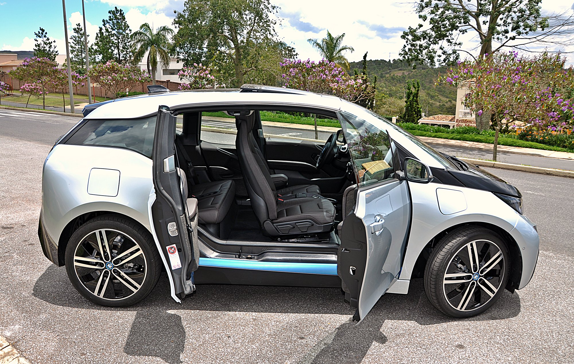 BMW i3 Rex Full 2014