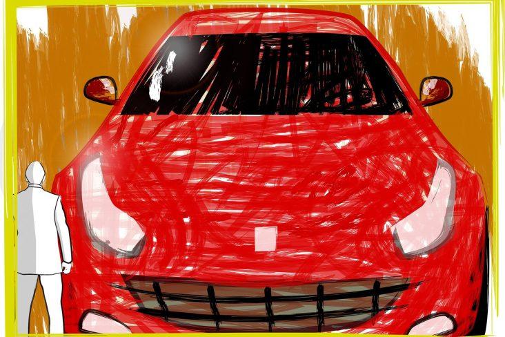 ilustracao carro onus