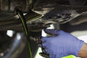 Qual é a data de validade do óleo do motor?