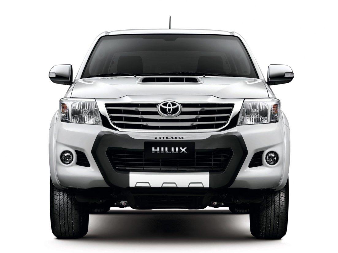 Toyota Hilux: 34.368 unidades vendidas
