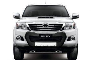 [Recall] Toyota convoca 10 mil veículos por falha em airbag