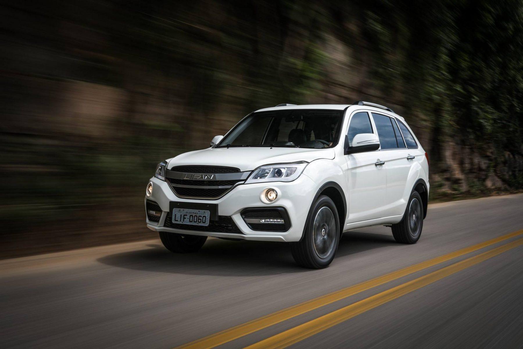 lifan x60: Listamos os SUVs sem controle de estabilidade que ainda são vendidos - o equipamento de segurança se tornará obrigatório em breve!