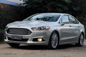 Ford Fusion não será reestilizado em 2020
