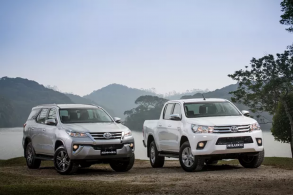Recall Toyota Hilux e SW4: falha no airbag