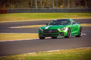 [Recall] Mercedes convoca AMG GT C e GT R por falha no cinto