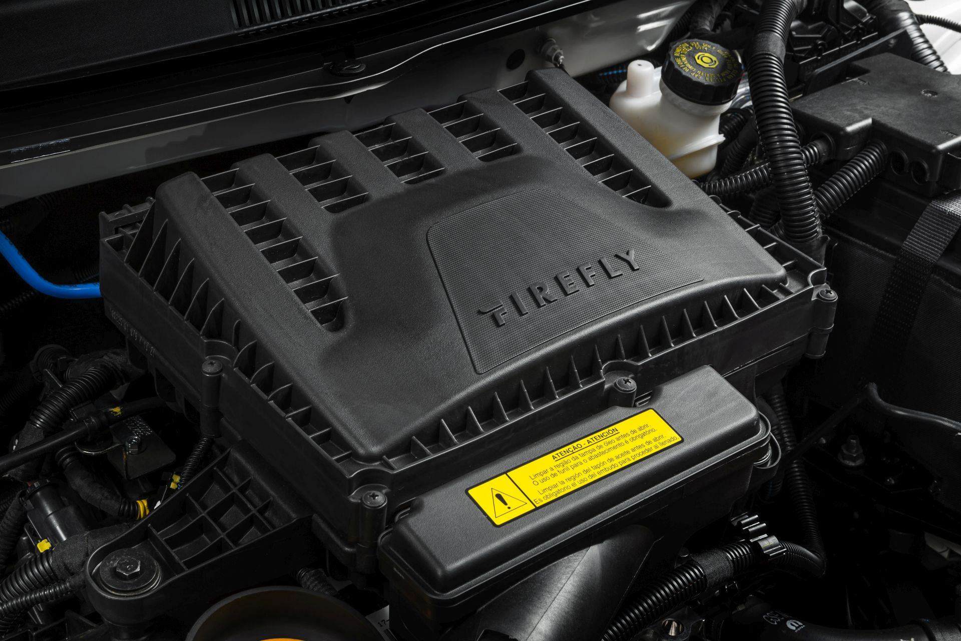Fiat Argo Drive 1.0 tem motor Firefly que privilegia torque